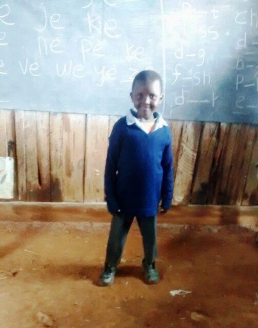 Mark Mwangi