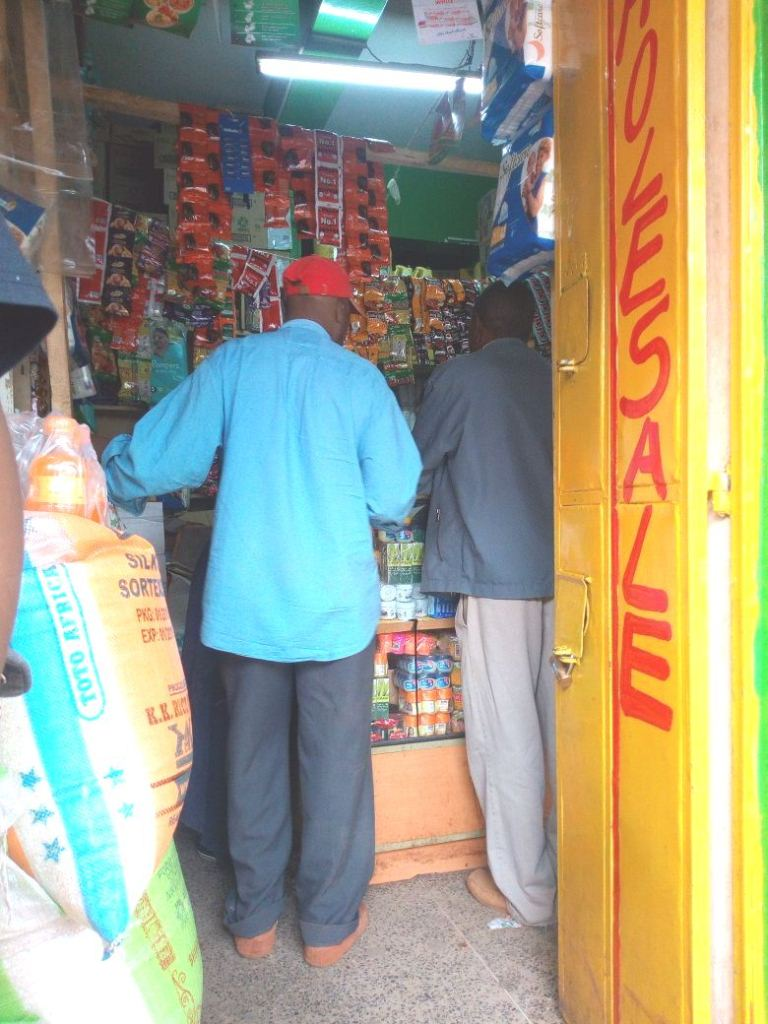 George_buying_his_shop_items_from_a_wholesale_store