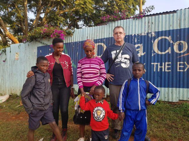 Catherine wanjiru's family